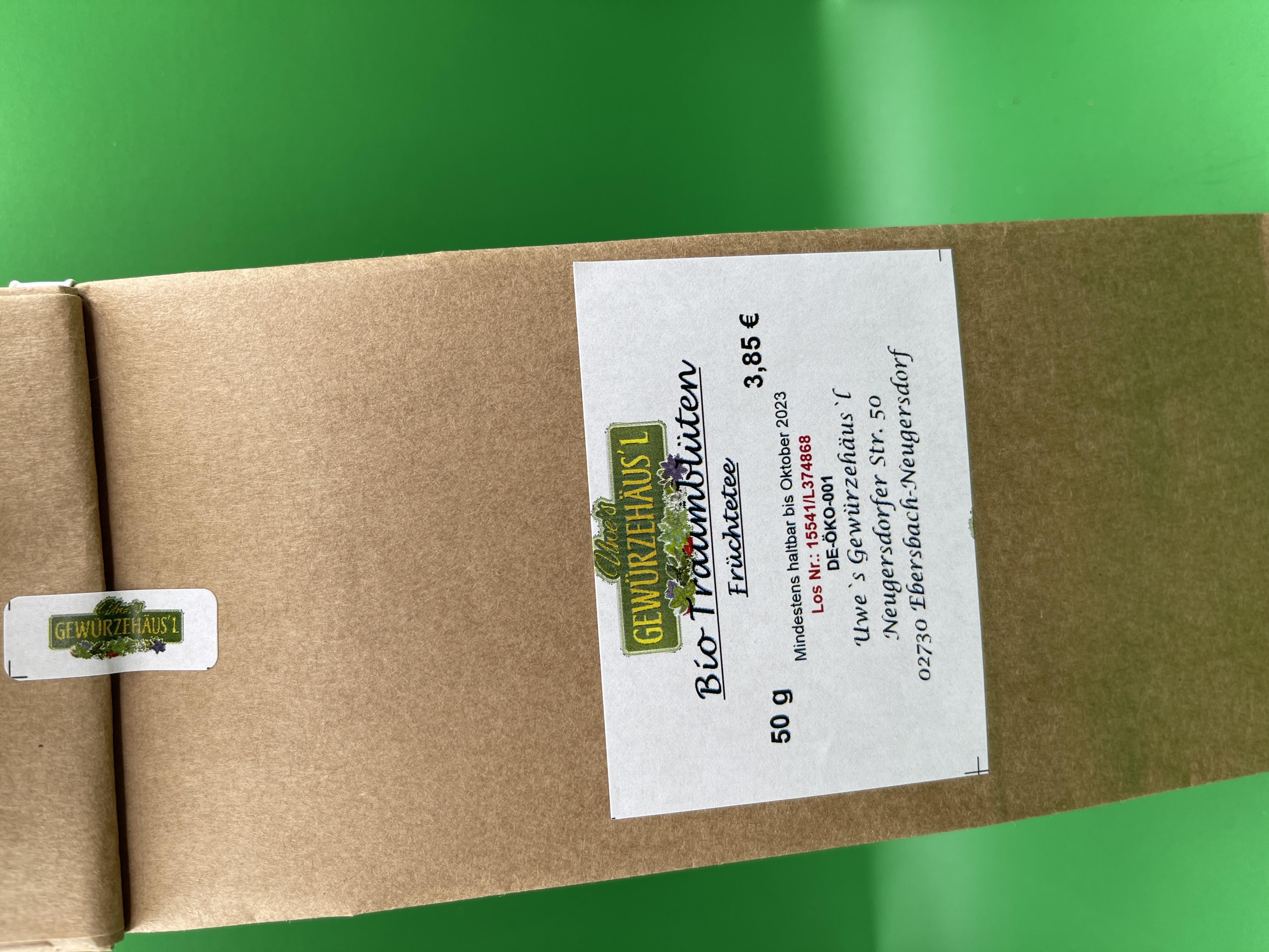 Bio Traumblüten Tee 50 g