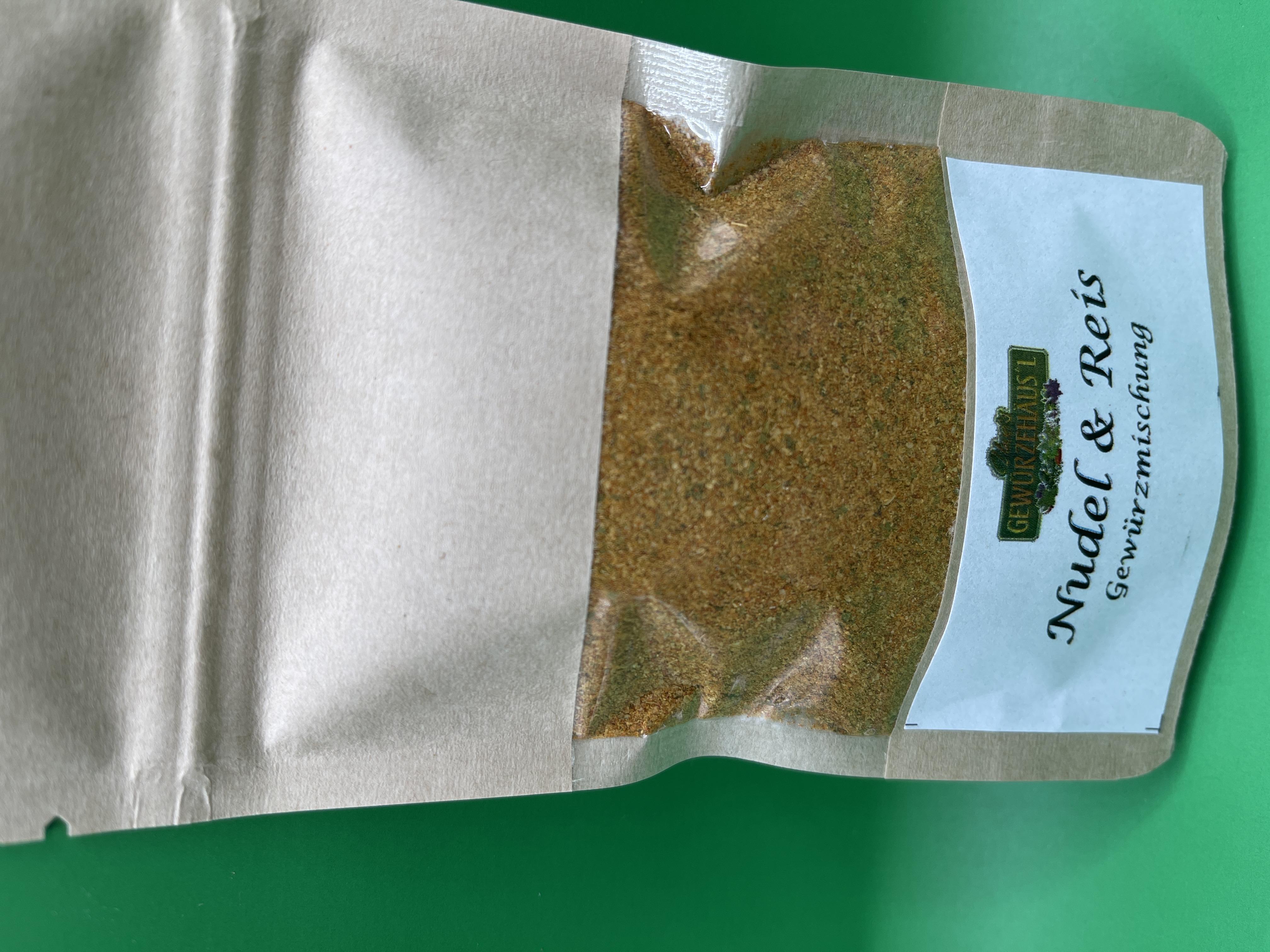 Nudel & Reis Gewürzmischung 40 g