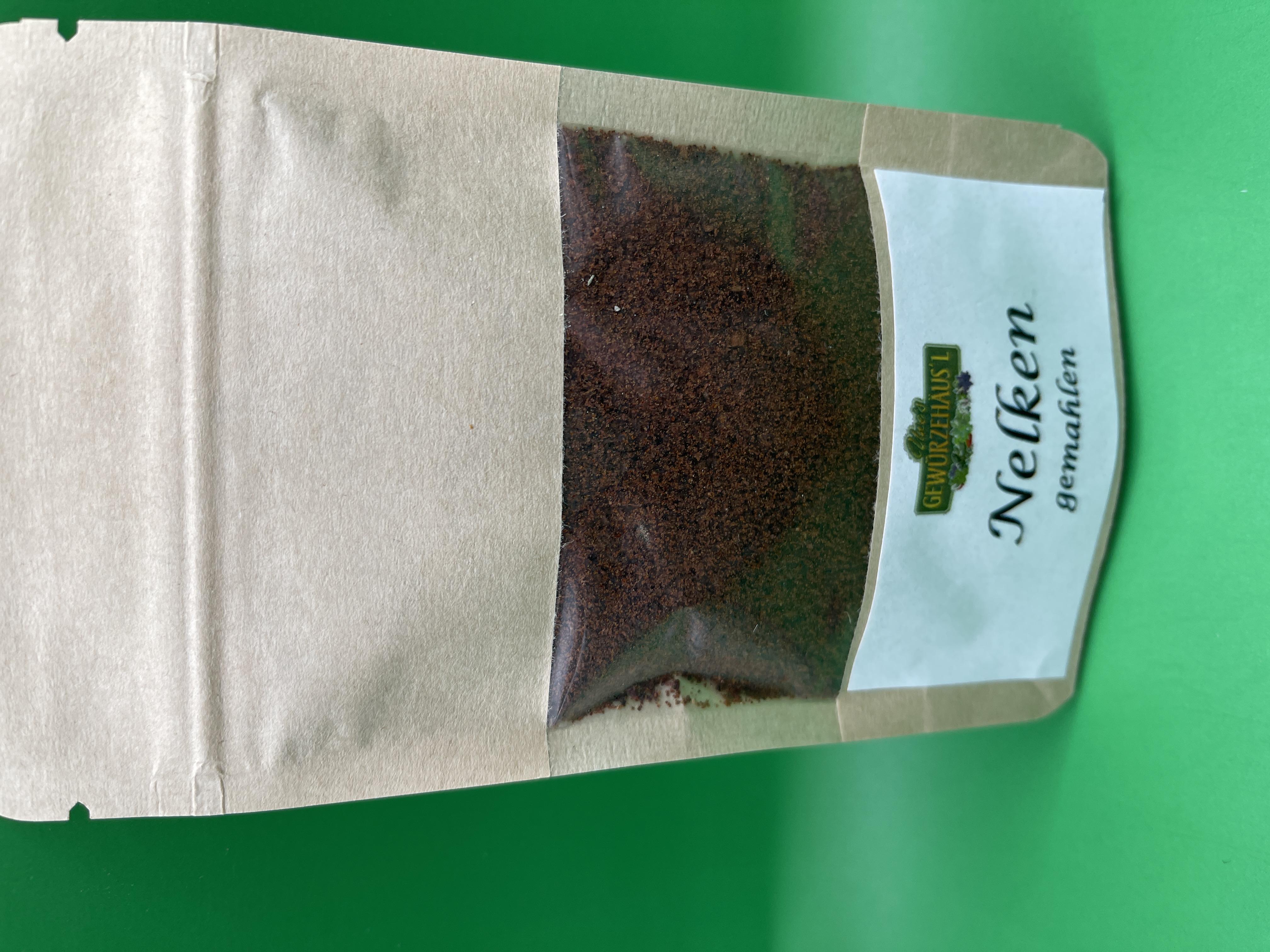 Nelken gemahlen 25 g