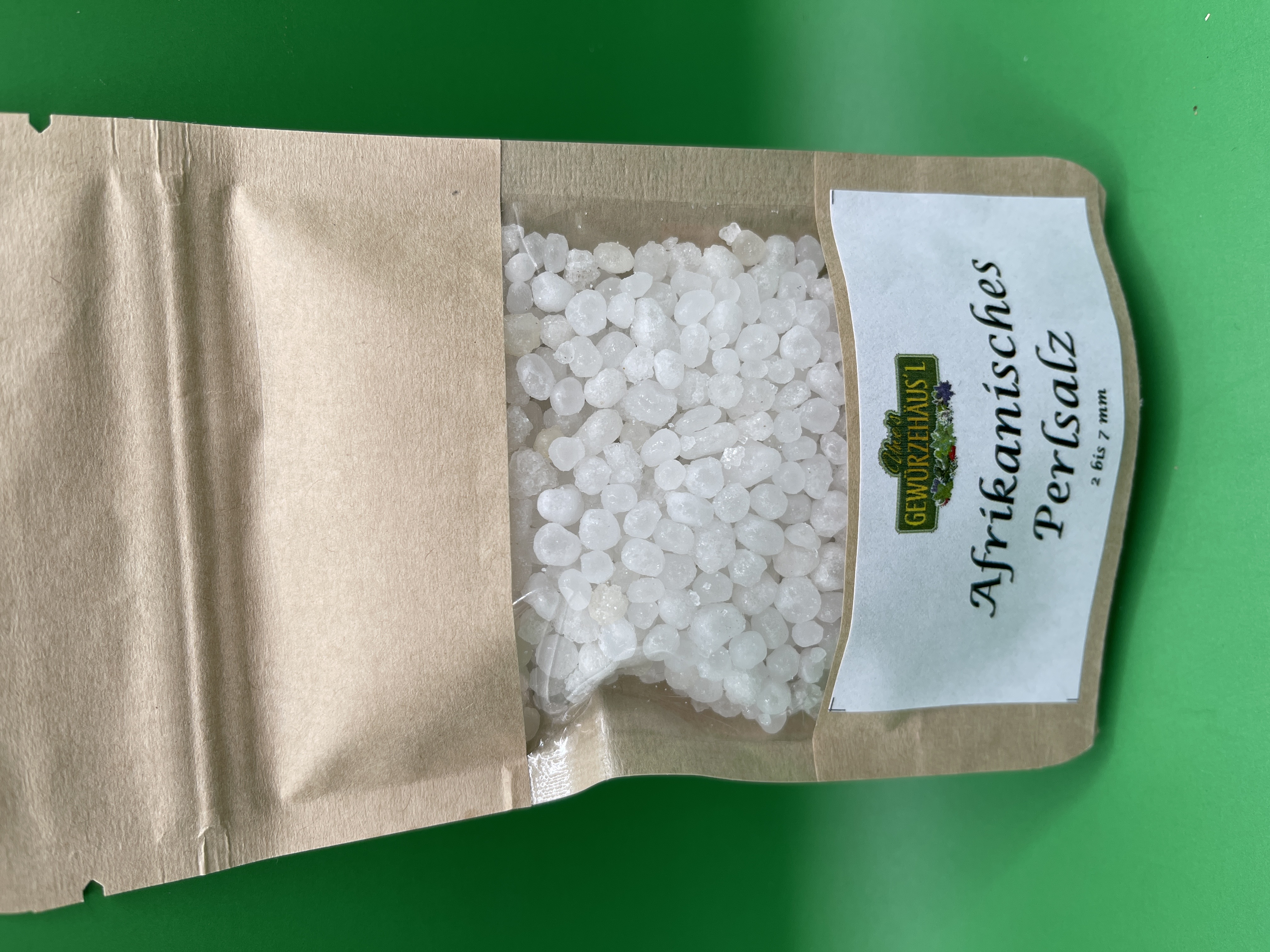 Afrikanisches Perlsalz 80 g