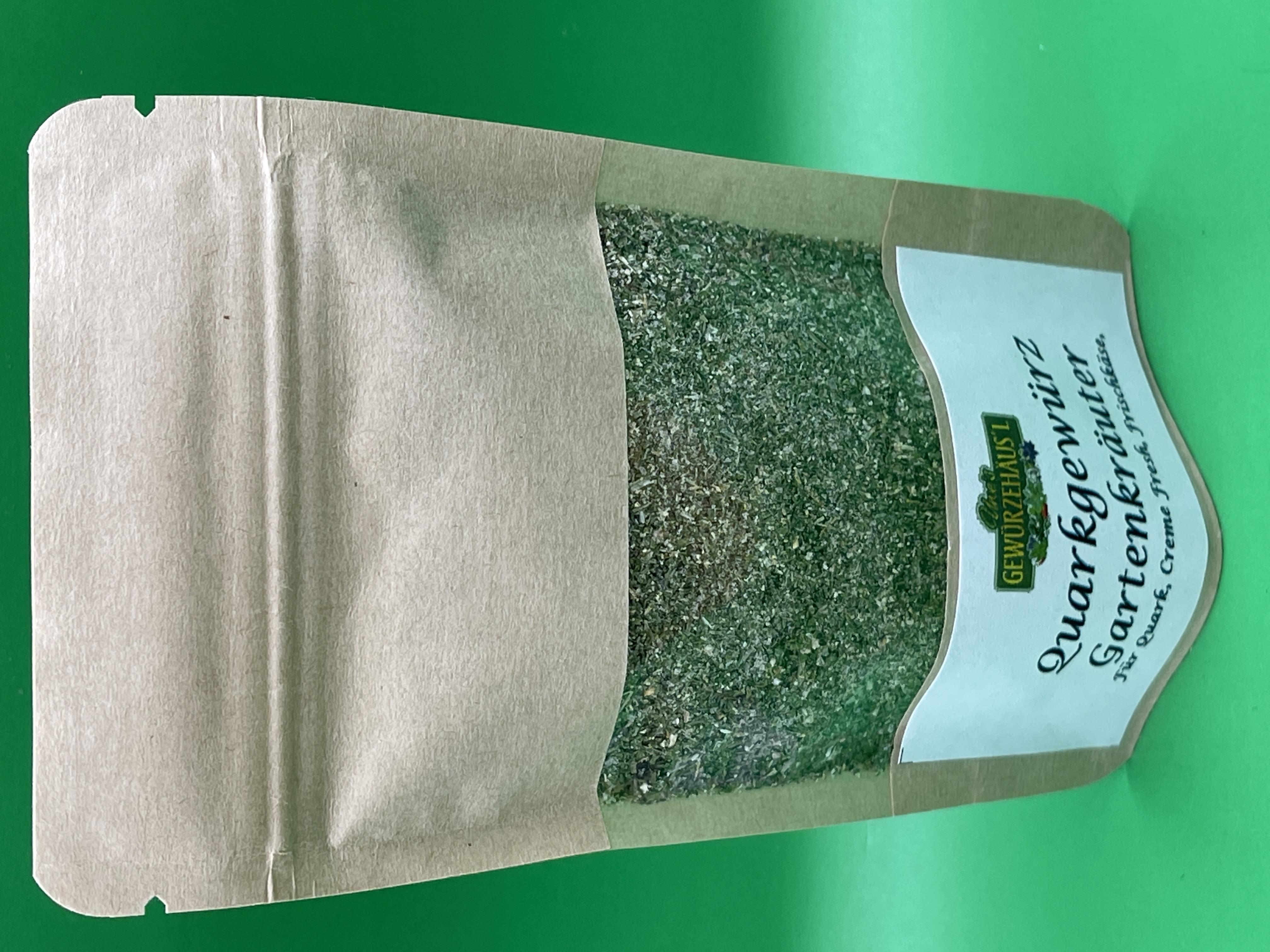 Quarkgewürz Gartenkräuter 35 g