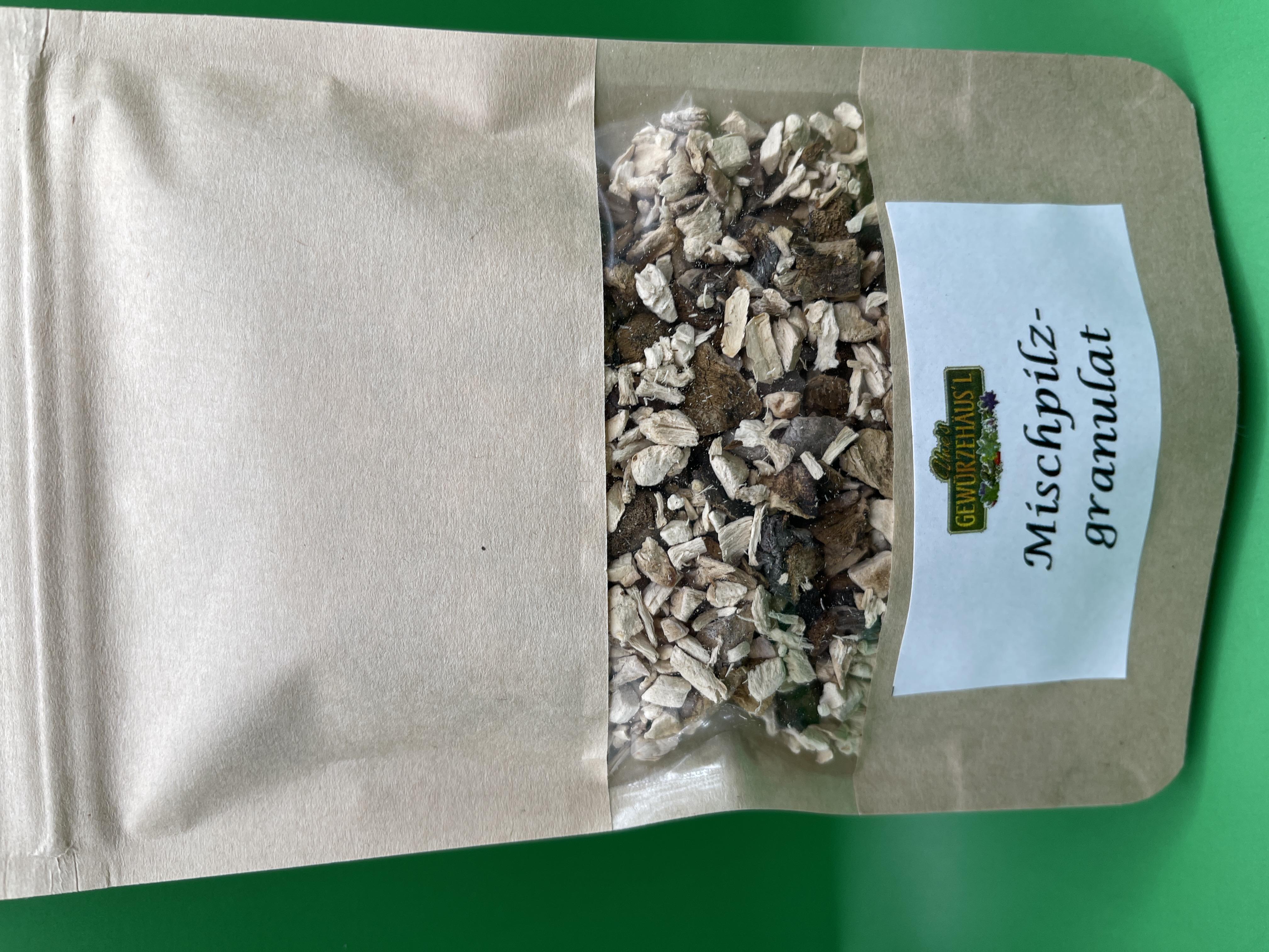 Mischpilze Granulat 30 g