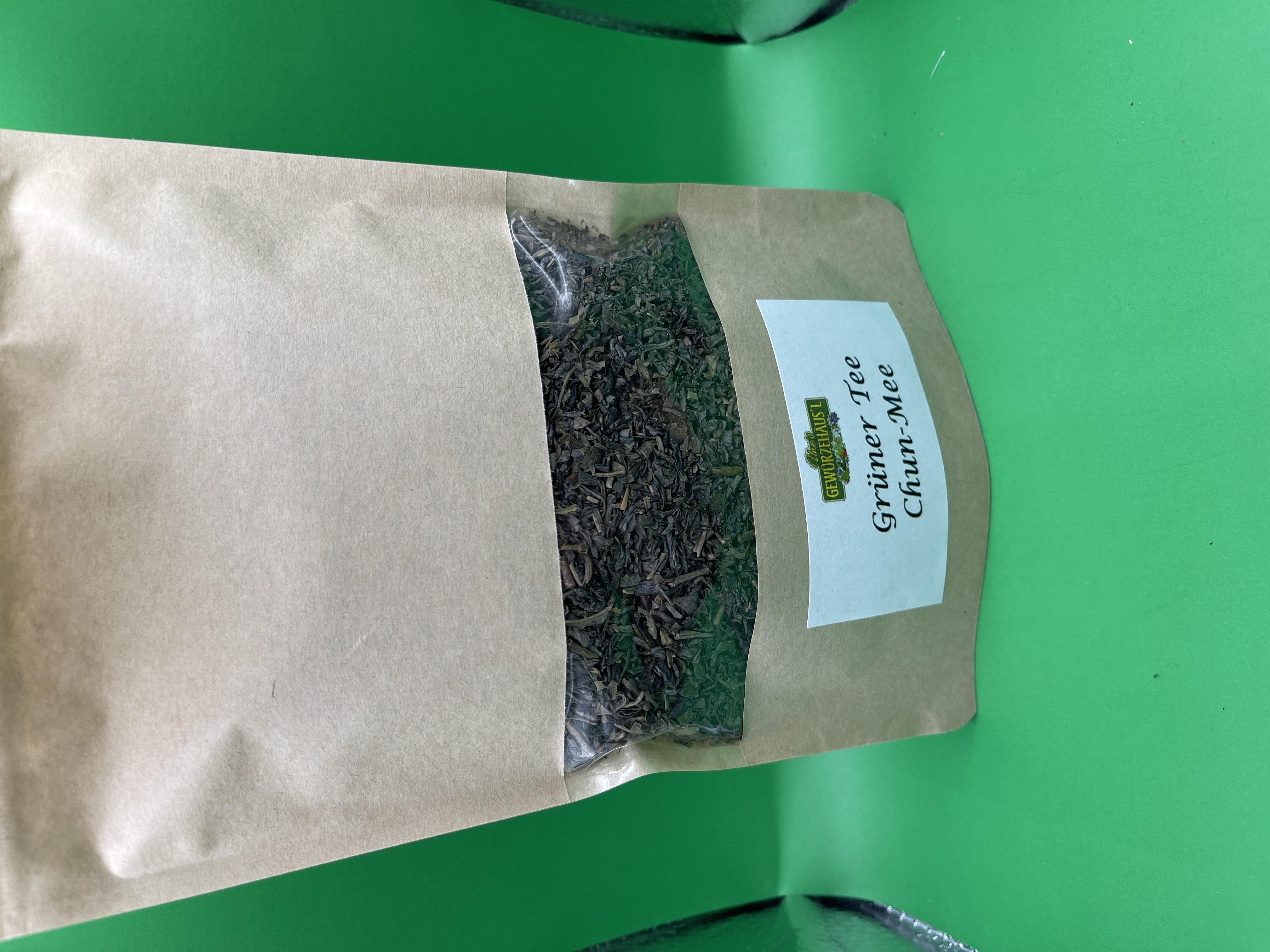 Grüner Tee Chun-Mee 100 g